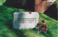 Secretariat's Grave